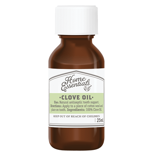 Home Essentials Clove Oil