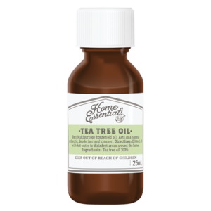Home Essentials Tea Tree Oil